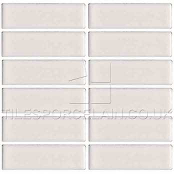 B-8112 Buttermilk Cream Mosaic Tile Sheet