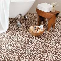 Devonstone Feature Floor Brown Tiles