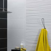 Form Wave Gloss White Tiles