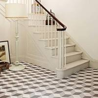 Feature Floors Illusion Tiles