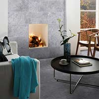 HD Slate Grey Floor Tiles