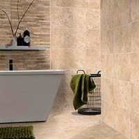 Snowdonia HD Brown Mini Splitface Tiles