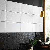 Form Hex White Gloss Tiles