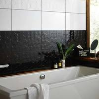 Form Hex Black Gloss Tiles