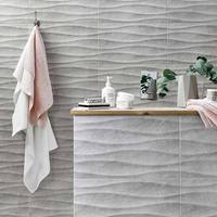 HD Accolade Grey Wave Tiles