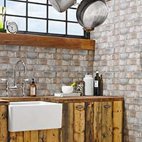 HD Paragon Rustic Brick Wall Tiles
