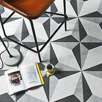Feature Floors Henry Grey Tiles