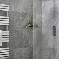 HD Harmony Light Grey Marble Wall