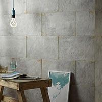 HD Galvanised Steel Grey Wall & Floor