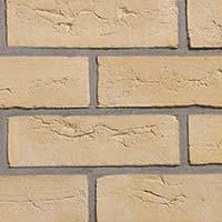 Camden Yellow Handmade Brick Slip