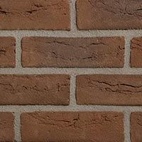 Russet Blend Handmade Brick Sip Tiles