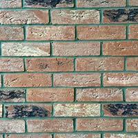 Westminster Blend Handmade Brick Slip