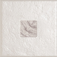 Ashbourne Leaf Natural Insert Tiles
