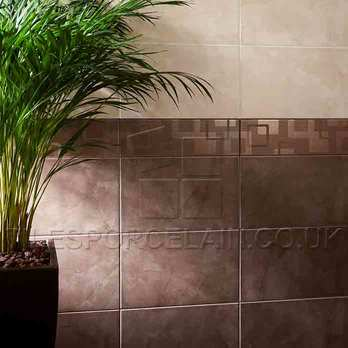 Dartmoor Naturals Pulpis Brown Ceramic Tiles