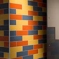 Chroma Sunset Gloss Tiles