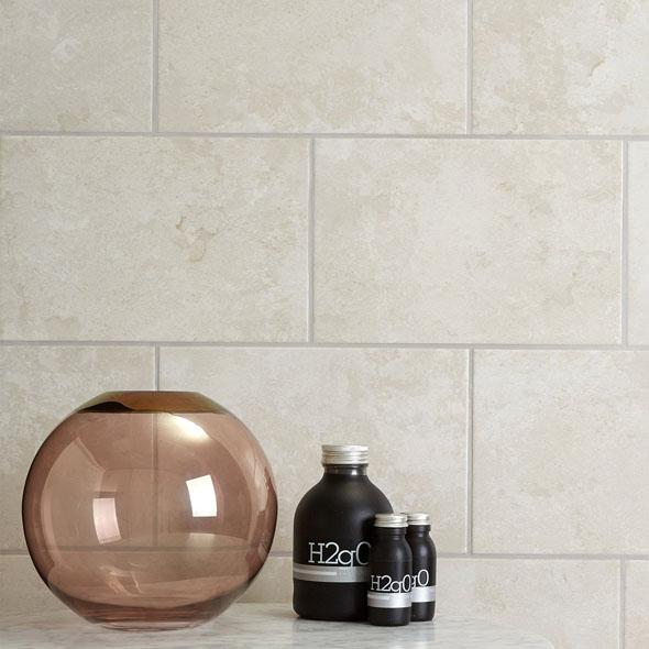 Classics Crema Marfil Satin Ceramic Tile