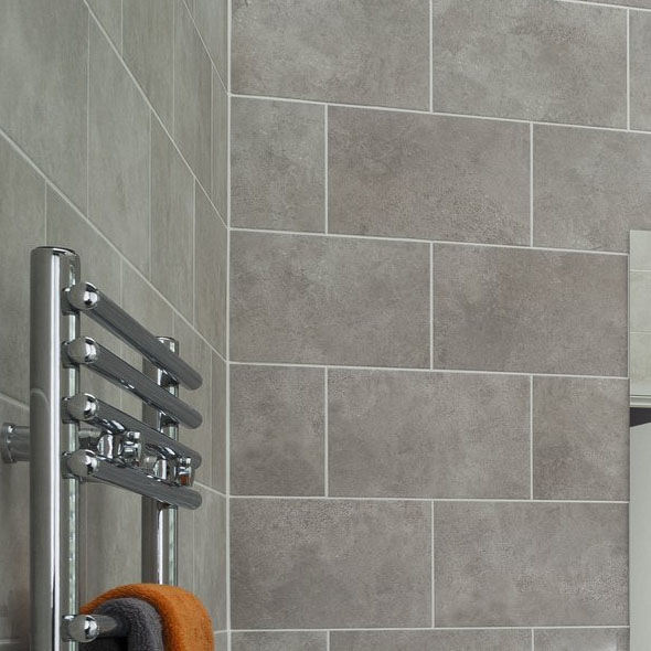 County Natural Grey Matt Ceramic Tile