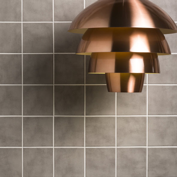Country Stones Clay Brown Satin Ceramic Tile