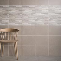 City Touchstone Soft Pebble Matt Ceramic Tile