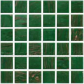 Jewel Emerald Mosaic Tiles
