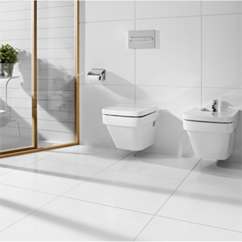 Super White Matt Porcelain Tiles