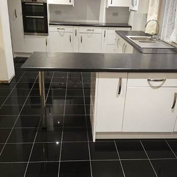 Absolute Granite Black Tile