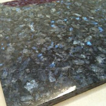 Blue Pearl Granite Stone Metallic Tile
