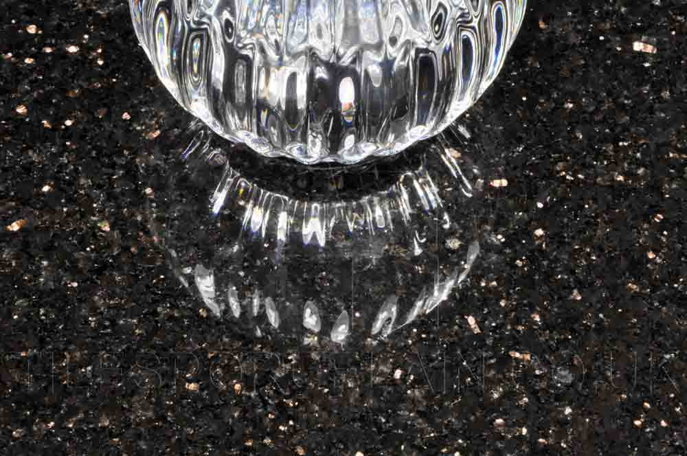 Close Up View of Galaxy Granite