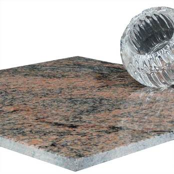 Red Multi Granite Tile