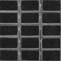 Absolute Black Granite Mosaic Tiles