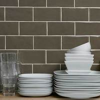 Ondulato Grafito Grey Tiles