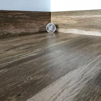 Sanded Wood Effect Porcelain