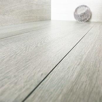 Light Grey Whitewash Wood Effect Porcelain
