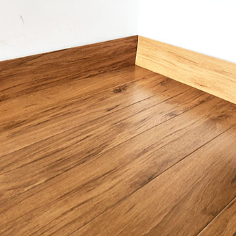 Cherry Wood Effect Porcelain Tiles