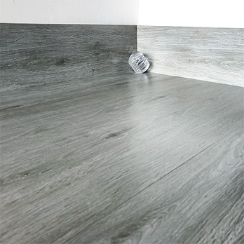 Light Grey Wood Effect Porcelain
