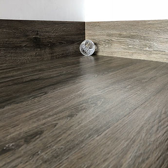 Dark Oak Wood Effect Porcelain