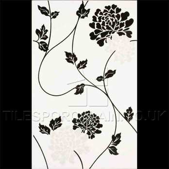 Laura Ashley Isadore Floral Ceramic Tiles