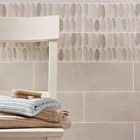 Laura Ashley Coastal Plank Natural Tiles