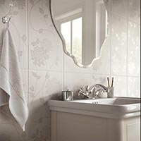 Laura Ashley Isodore Floral Wall Tiles