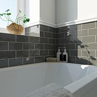 Laura Ashley Artisan Charcoal Wall