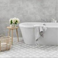 Laura Ashley Wicker Dark Grey Tiles