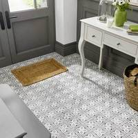 Laura Ashley Mr Jones Charcoal Tiles