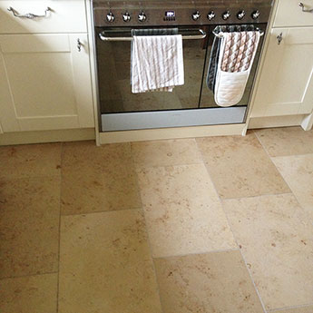Fossil Cream (Honed) Tiles