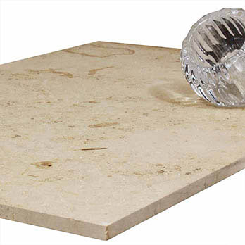 Cream Honed Fossil Limestone