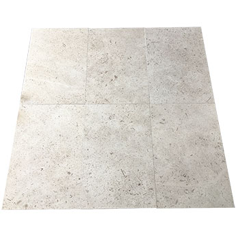 Antalya White Polished Limestone Tiles