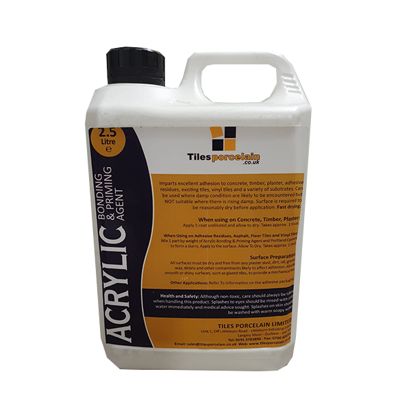 Acrylic Bonding and Priming Agent