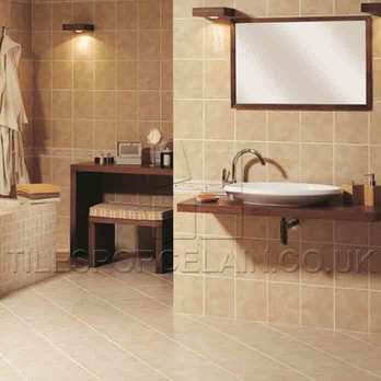 Virginia Cream Ceramic Tiles