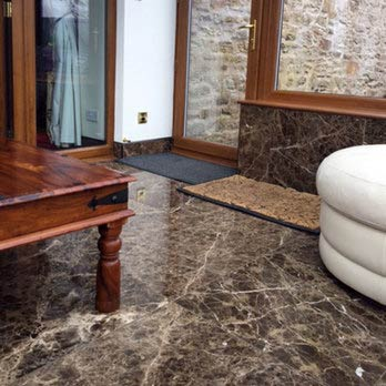 Spanish Dark Emperador Marble Floor Tiles Tilesporcelain