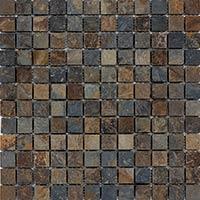 Multi Slate Mosaic 2.3x2.3mm