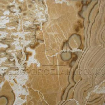 Light Brown Caramel Onyx Tile